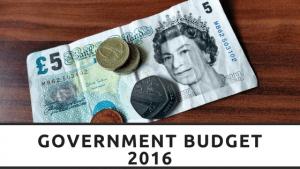 Government budget 2016, RedRite, Leeds