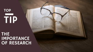 Research, importance of research, RedRite, Virtual Assistant, Leeds