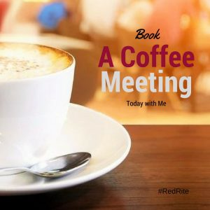 Book a coffee with RedRite Business support Services