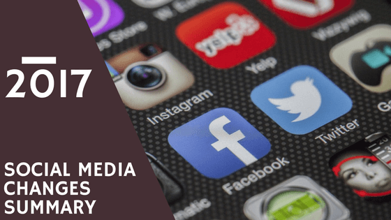 Social Media Summary 2017, Marketing, Social Media