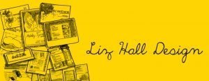 Liz Hall Design, graphic design and branding for your business