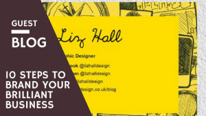 Liz Hall, Business Branding, Liz Hall Design