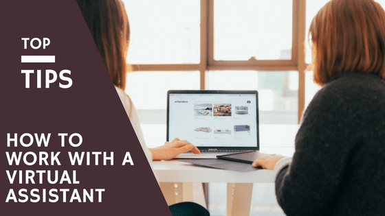 Working with a Virtual Assistant, Remote work, RedRite