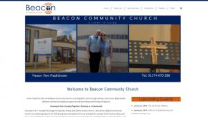 Beacon Community Church Website Build RedRite